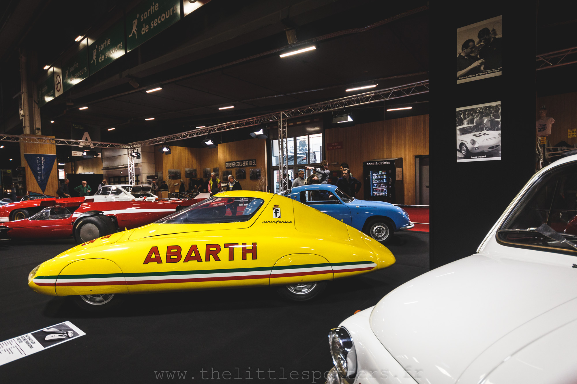 Collection Abarth