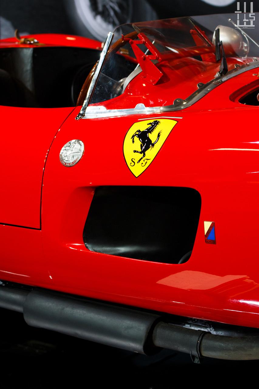 Ferrari 335 Sport Scaglietti.