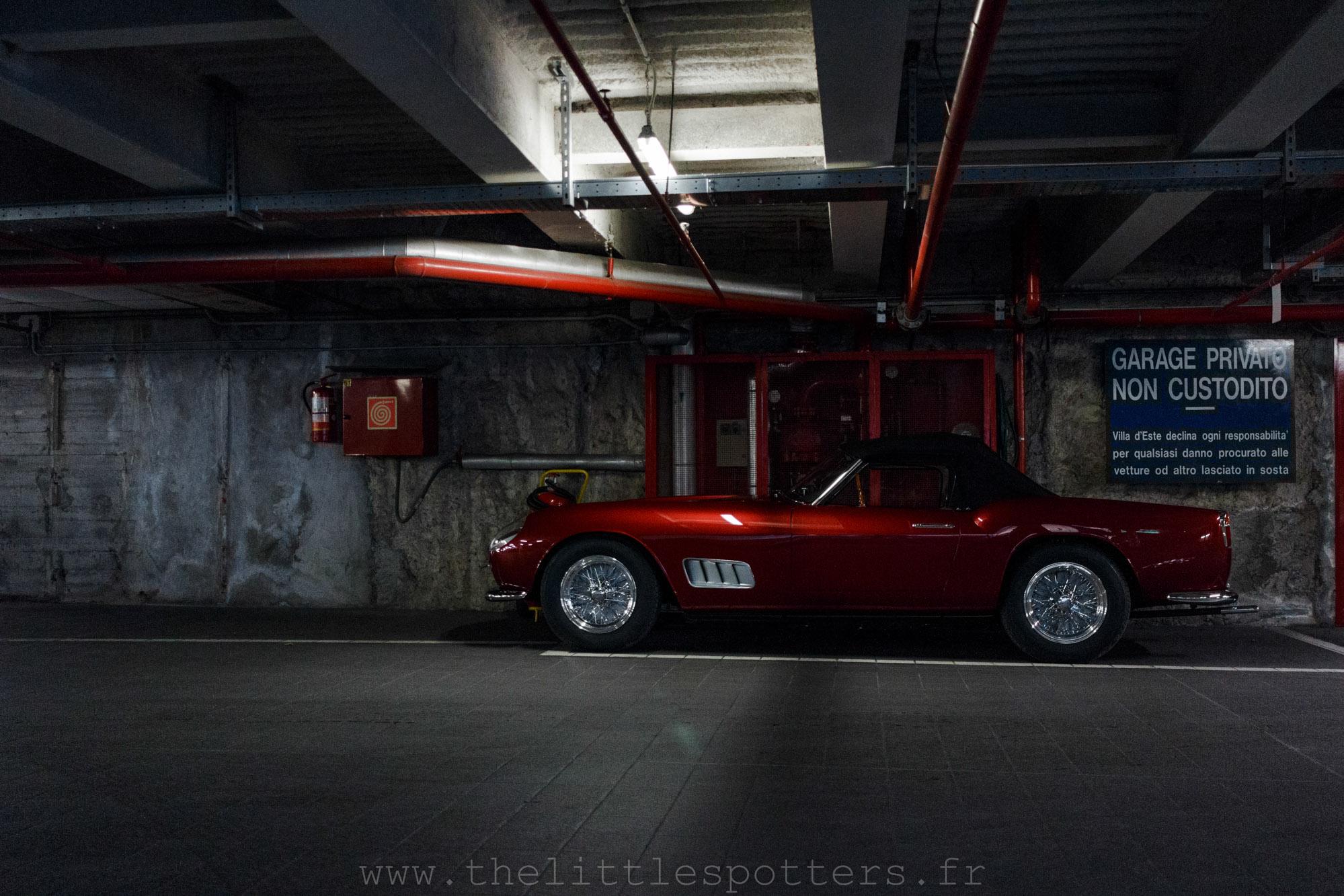 Ferrari 250 GT Spyder California Prototipo