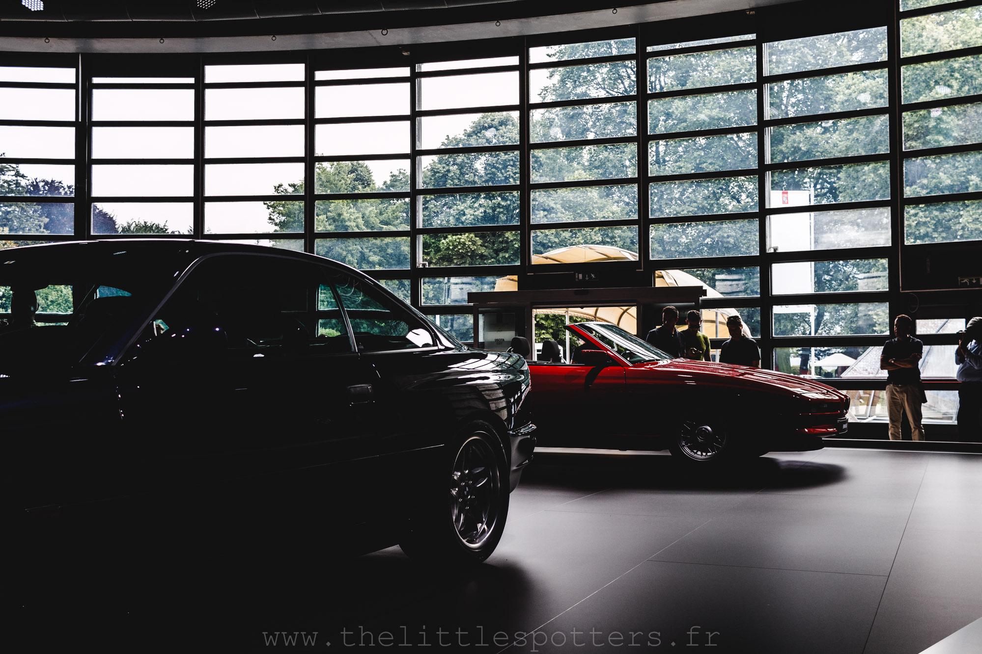 BMW 850i Converible