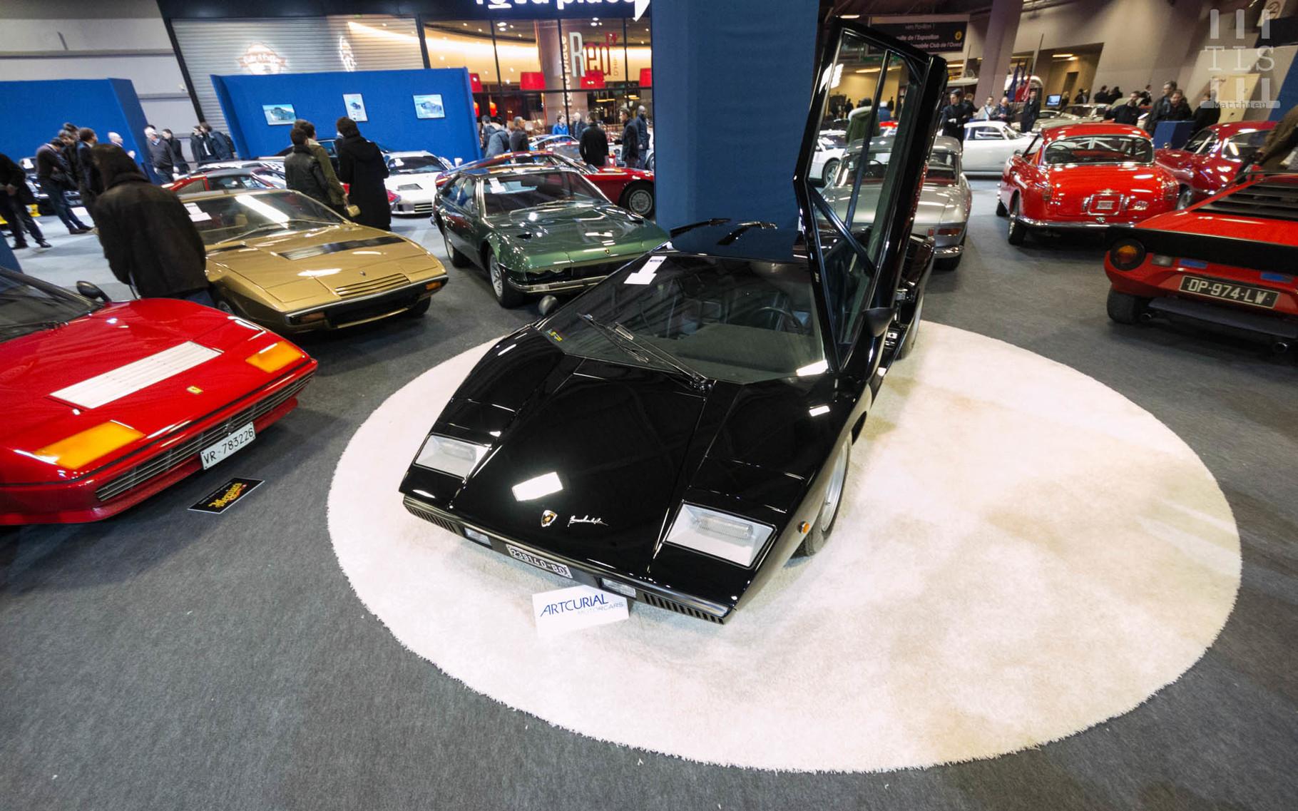 """Lamborghini Countach LP400 """"Periscopio""""."""