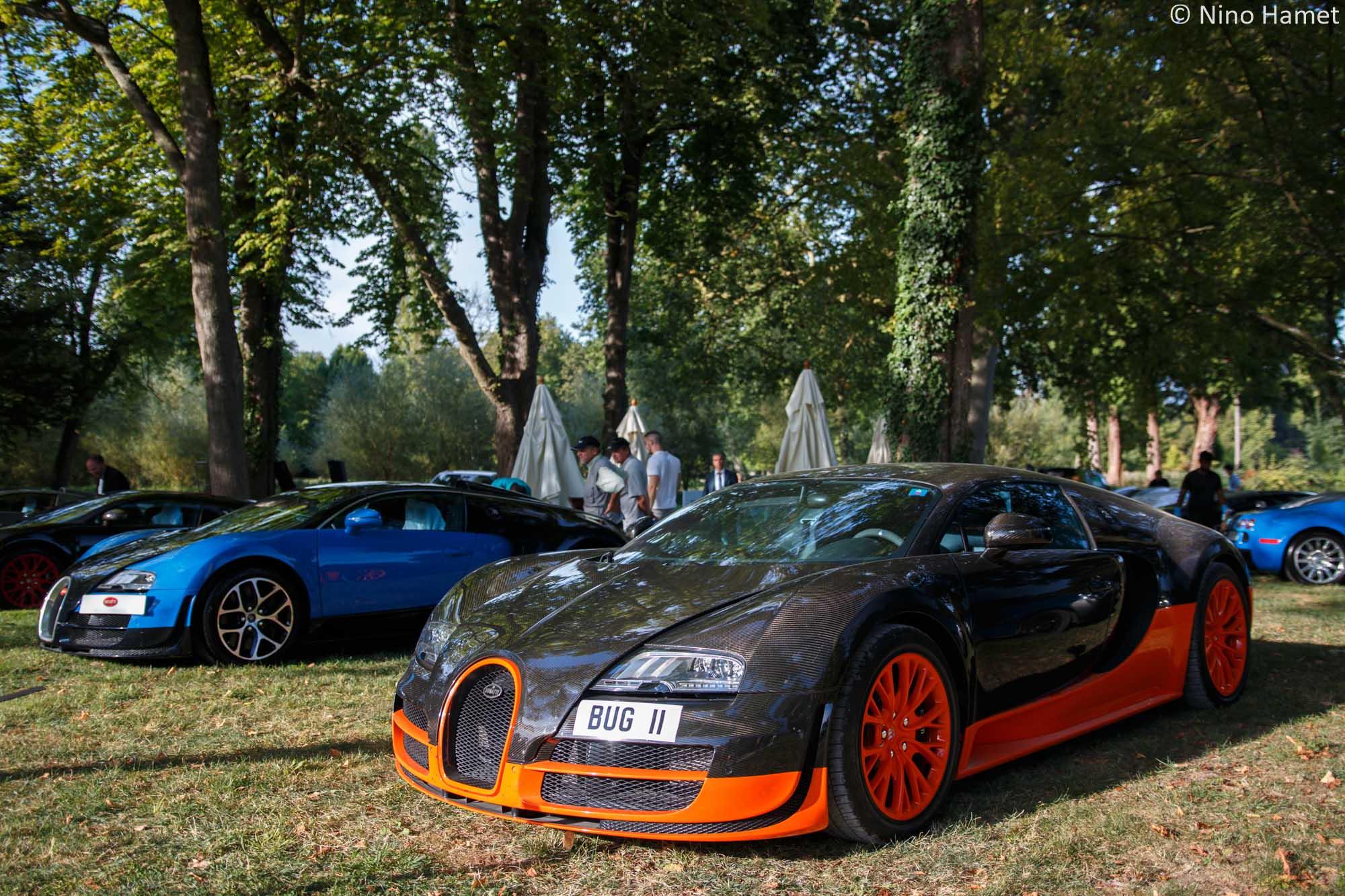 Bugatti Veyron Super Sport & Bugatti Veyron Grand Sport Vitesse