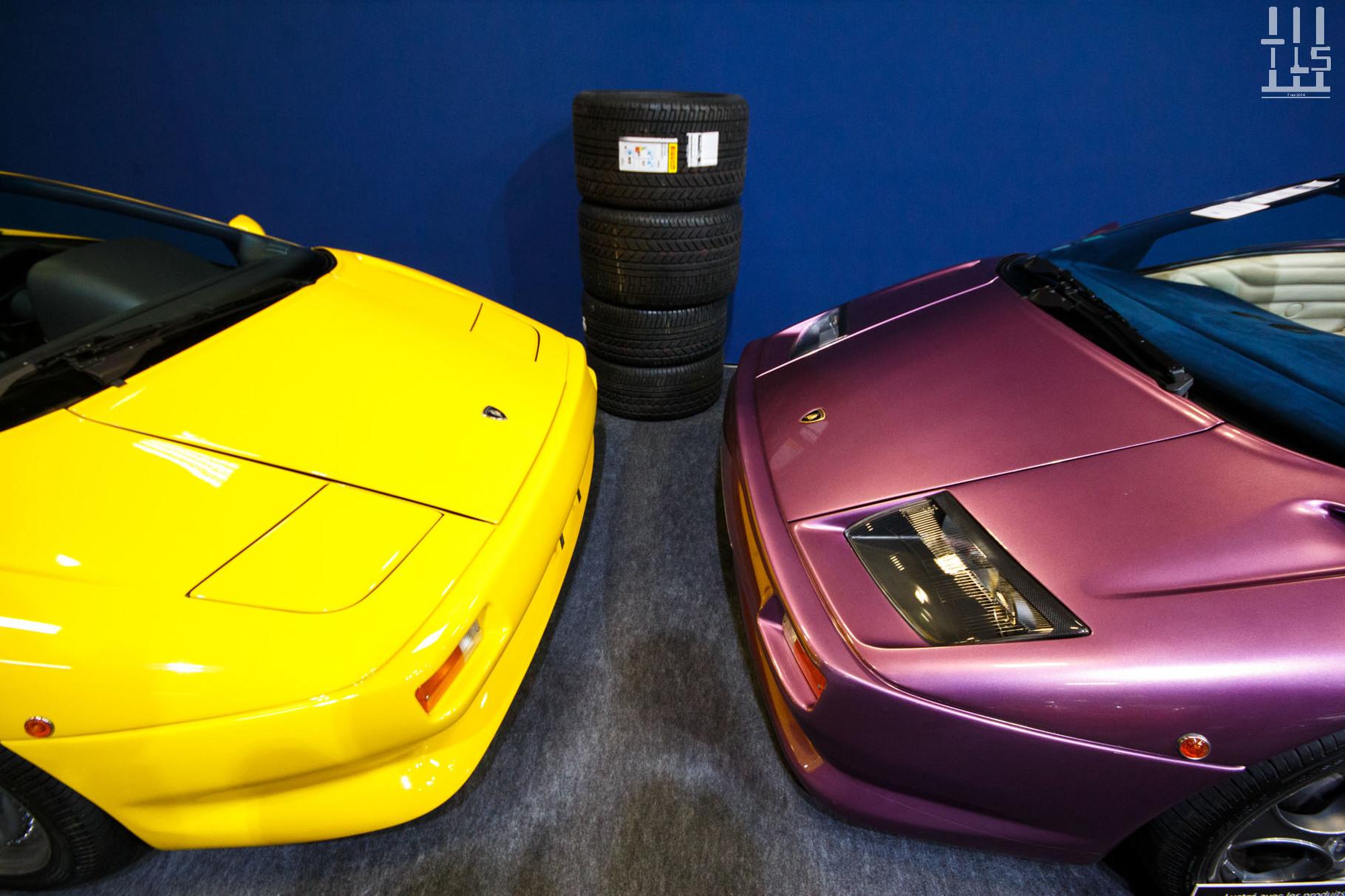 Lamborghini Diablo VT, Lamborghini Diablo Roadster.