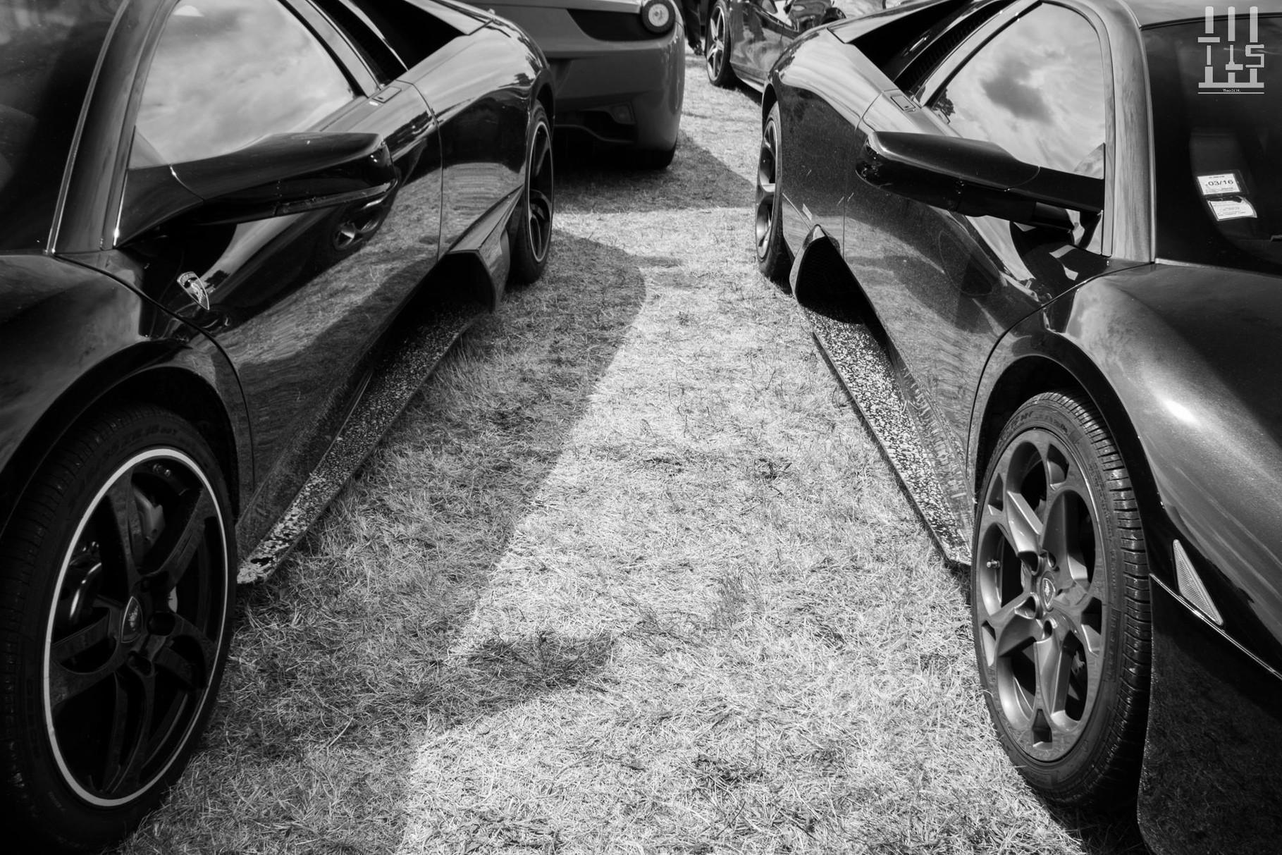Lamborghini Murcielago LP640 & 580