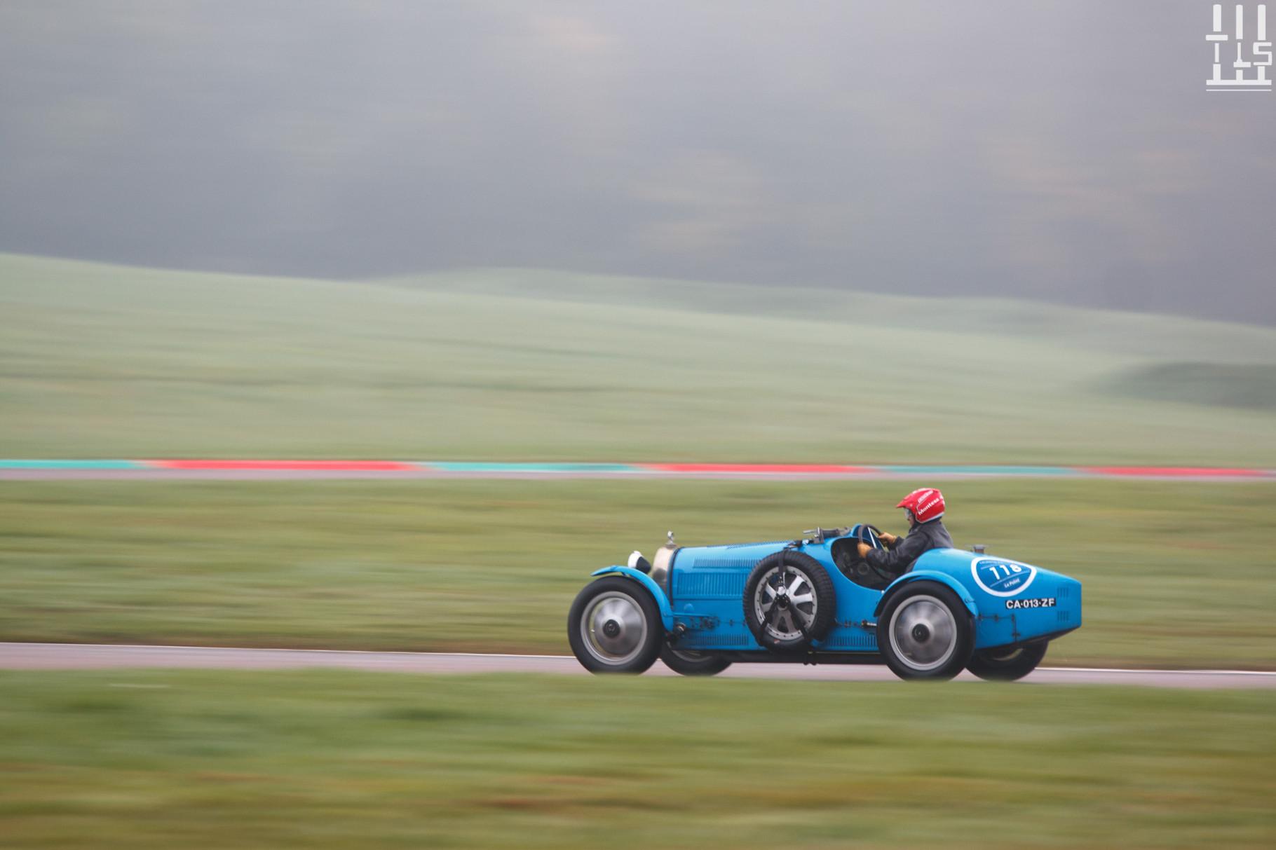 Bugatti - Journées d'Automne 2015, Circuit des Ecuyers.