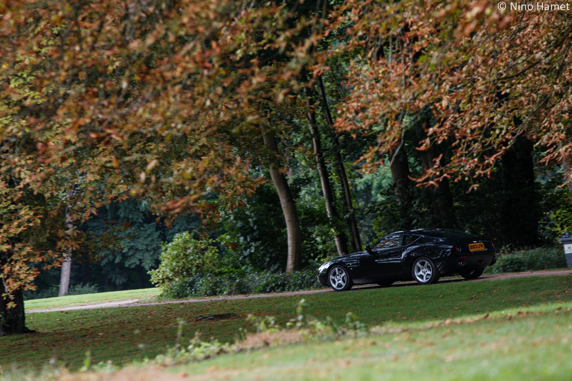Aston Martin DB7 GT Zagato