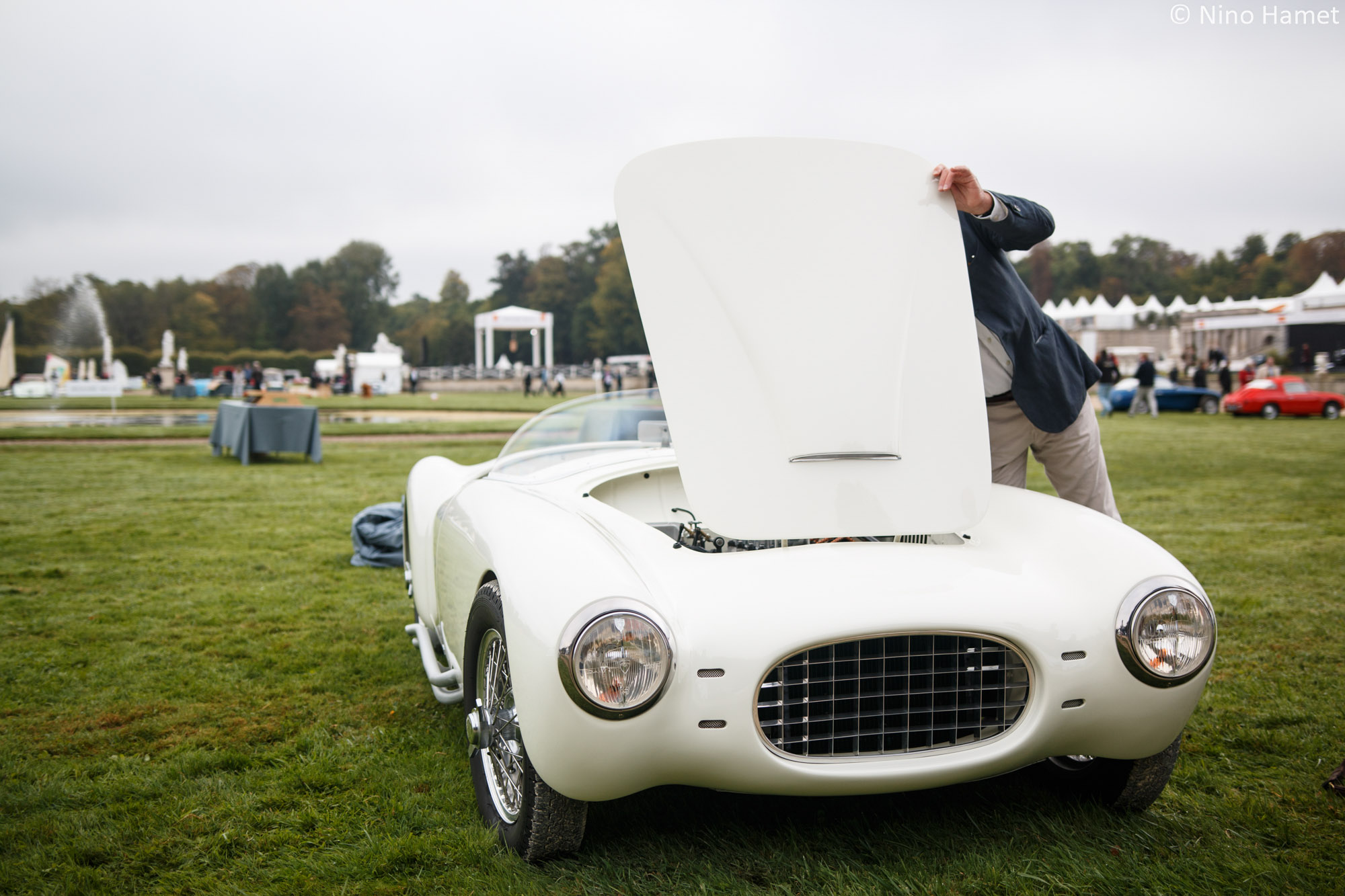 Goldmanini Barchetta – 1954