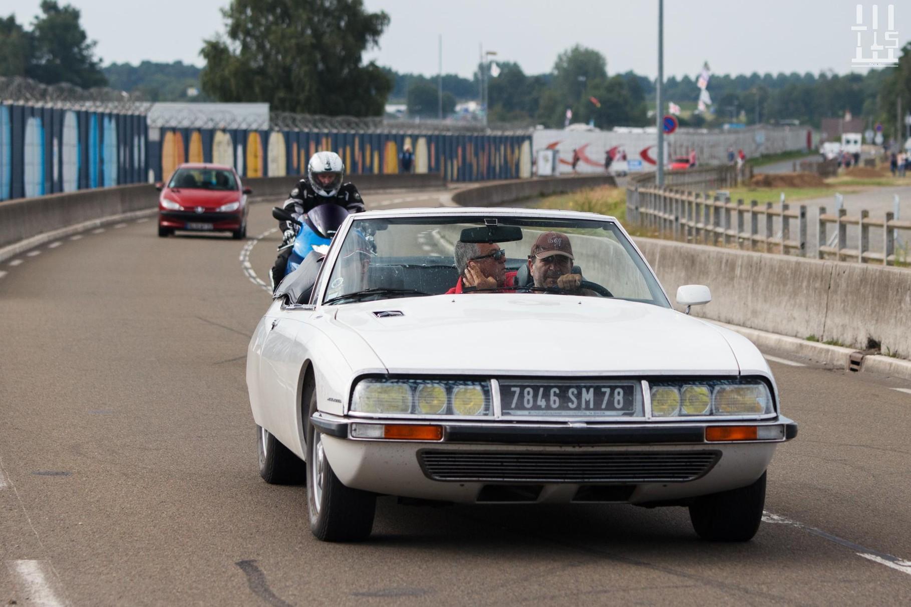 Citroën SM Mylord.