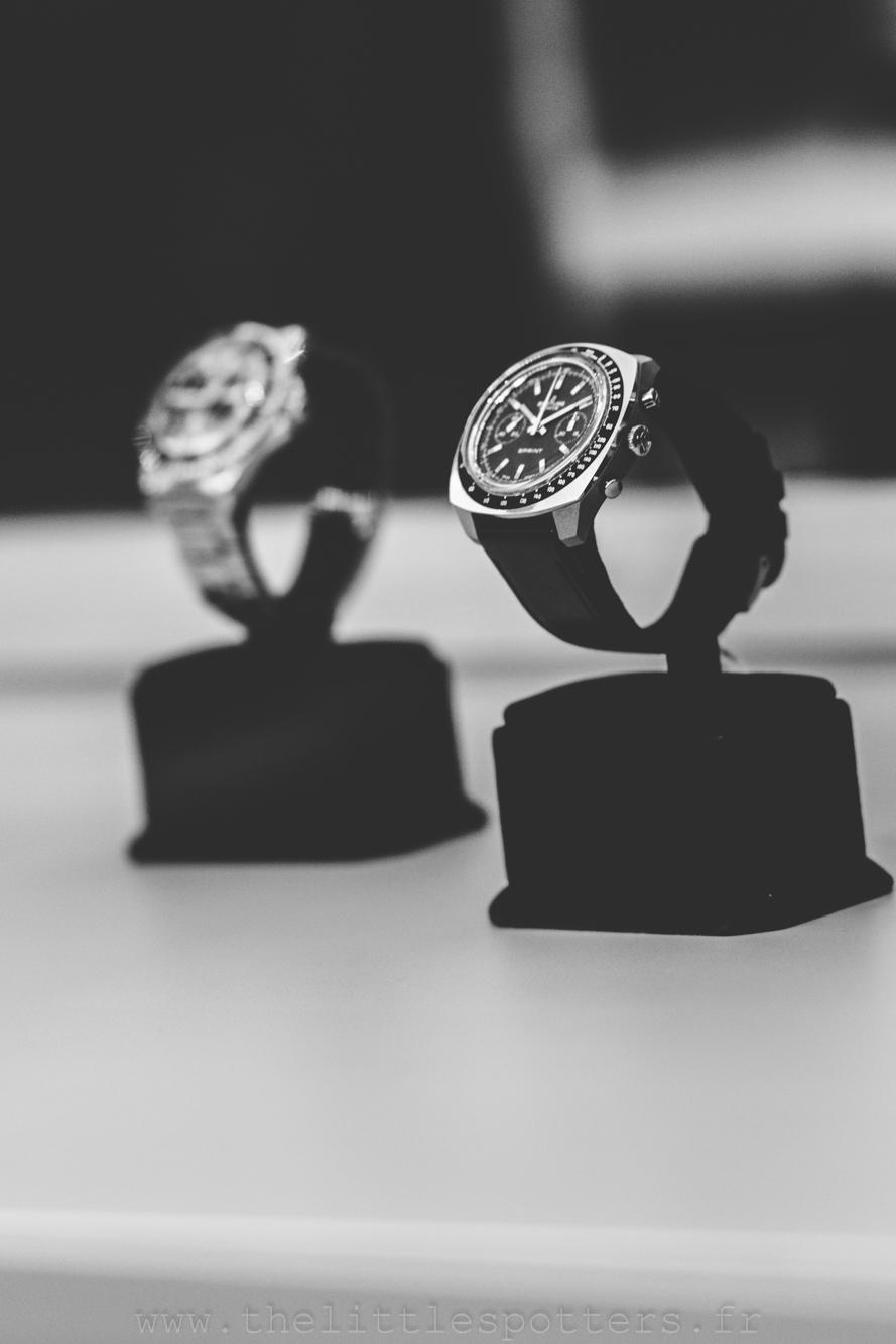 D'autres merveilles, nous ne sommes pas assez connaisseurs pour nommer ces montres.