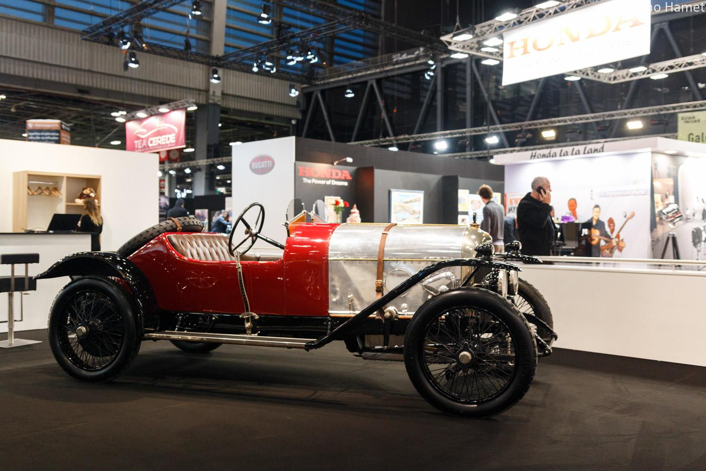 Bentley 3.0 Litre EXP2