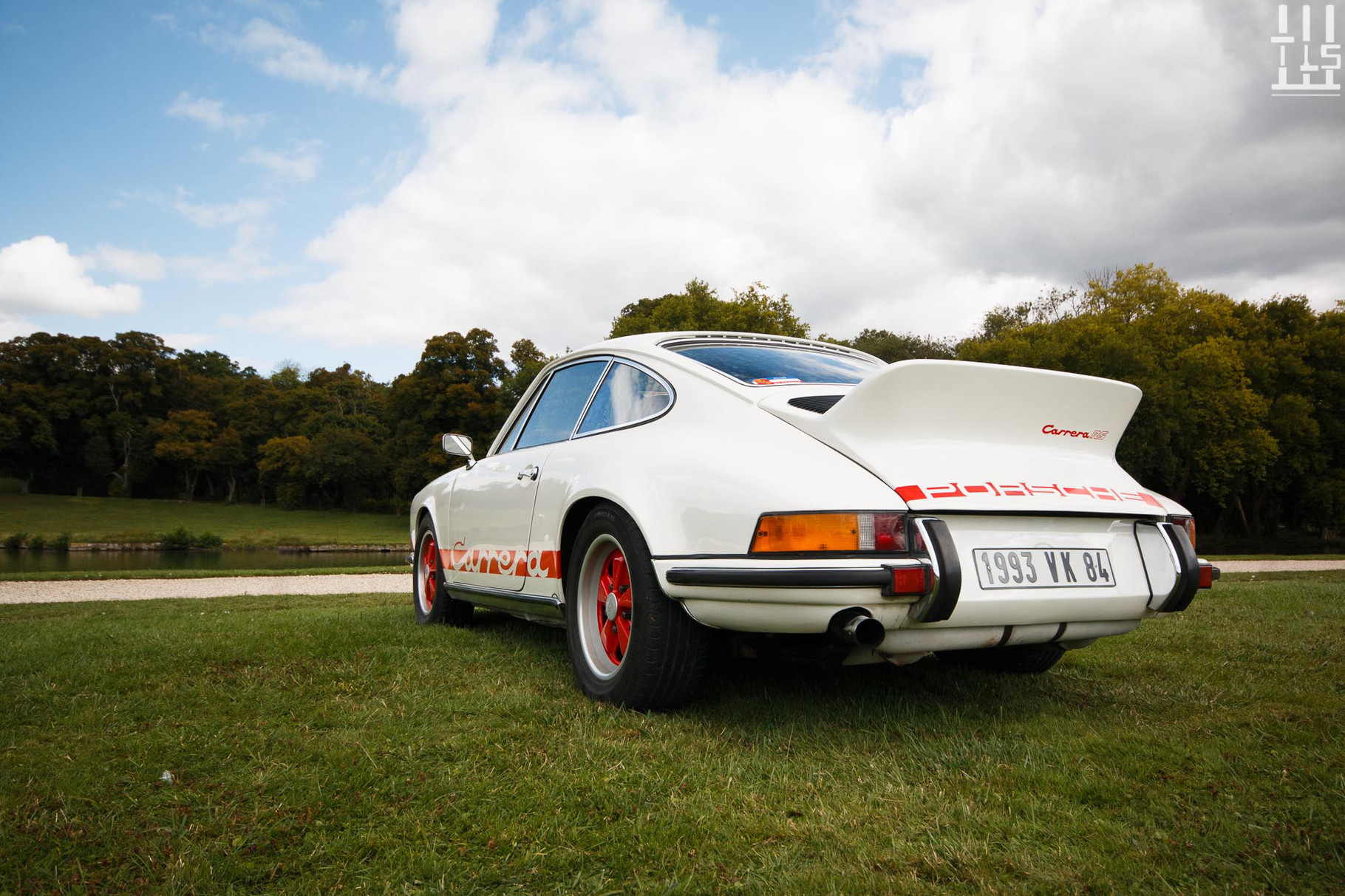 Porsche 911 2.7L RS Touring - Chantilly Arts & Elegance 2015
