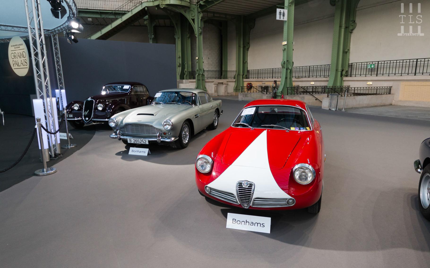 Alfa Romeo Giulietta SZ, invendue.