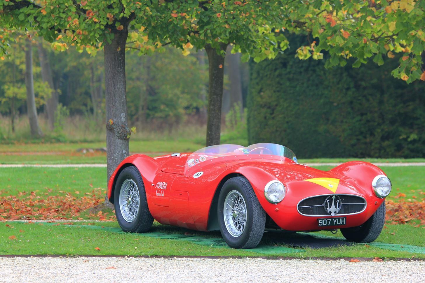 Maserati A6 GCS - 1955