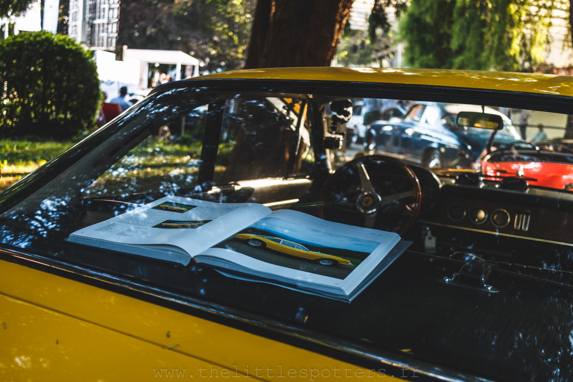 Ferrari 365 GTC, vendue 582 400 euros.