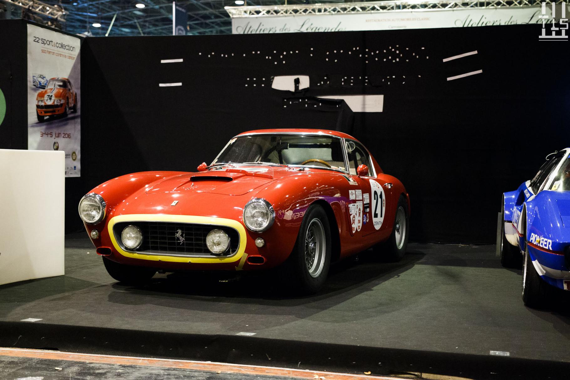 Ferrari 250 GT SWB.