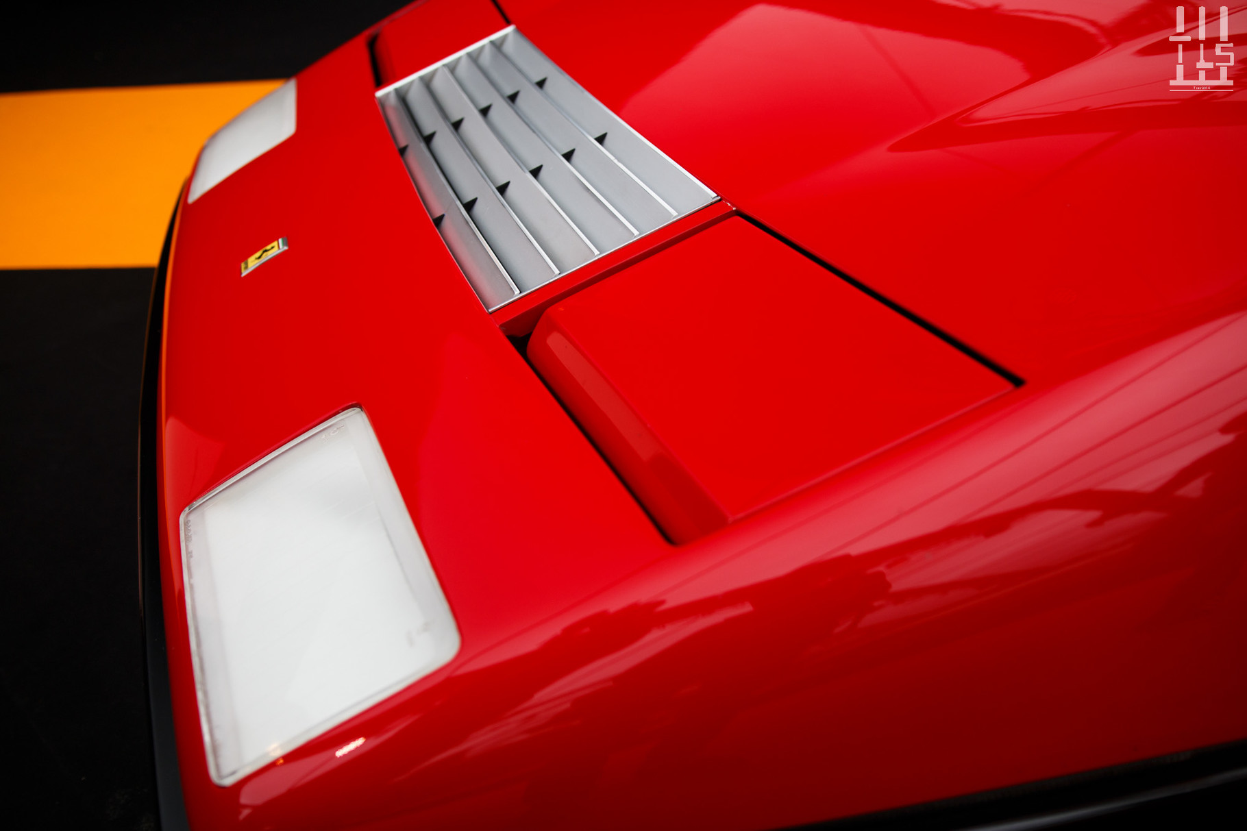 Ferrari 365 GT4 BB, vendue à 400 000 euros.