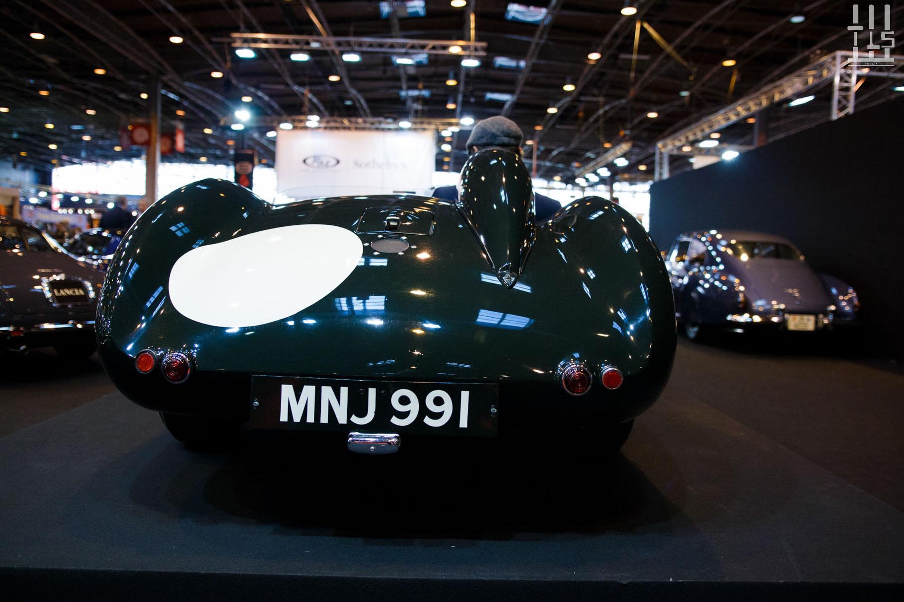 N'oublions pas non plus l'Aston Martin DB3S châssis 108, tout aussi intéressante.