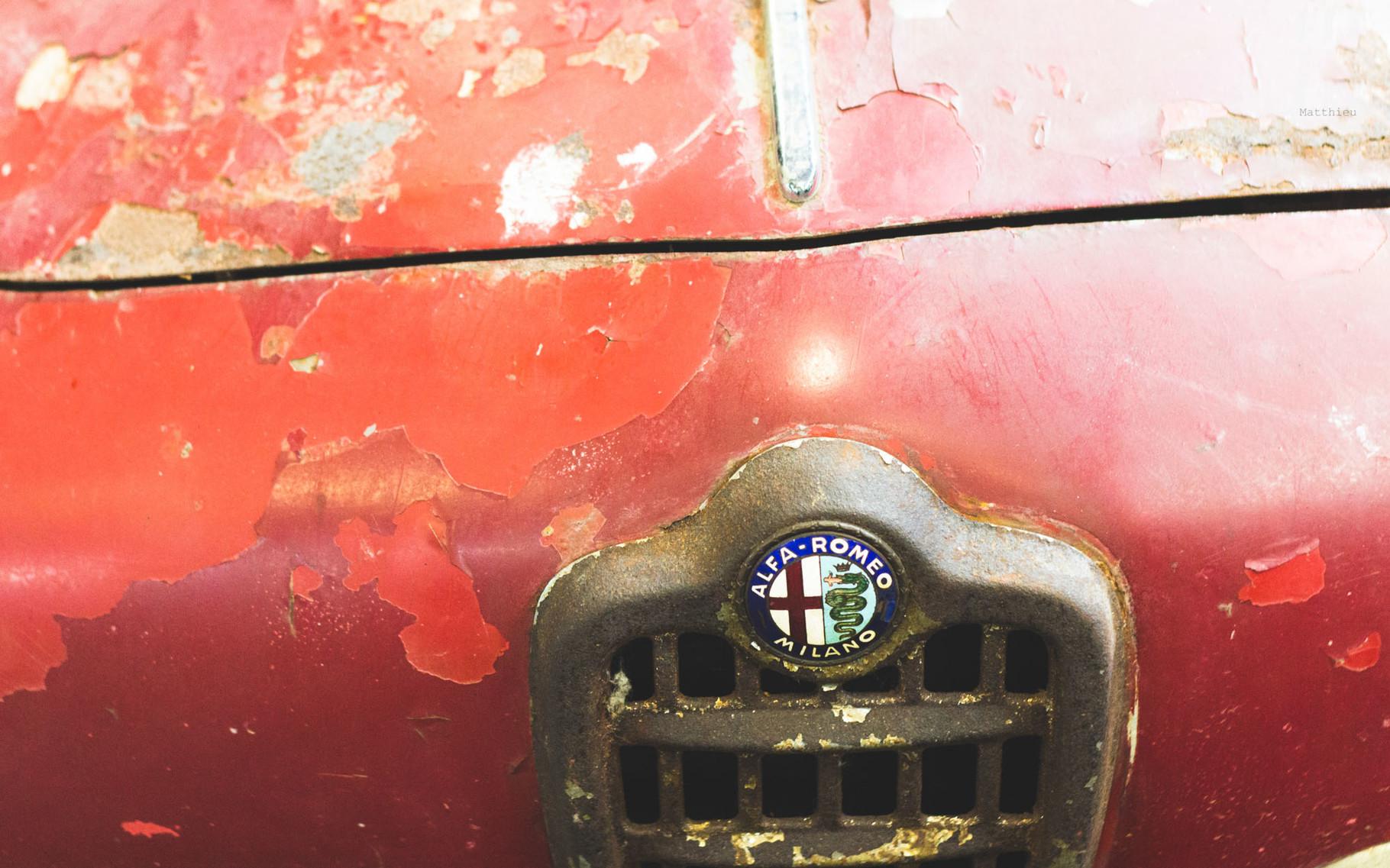 Alfa Romeo Giulia SZ.