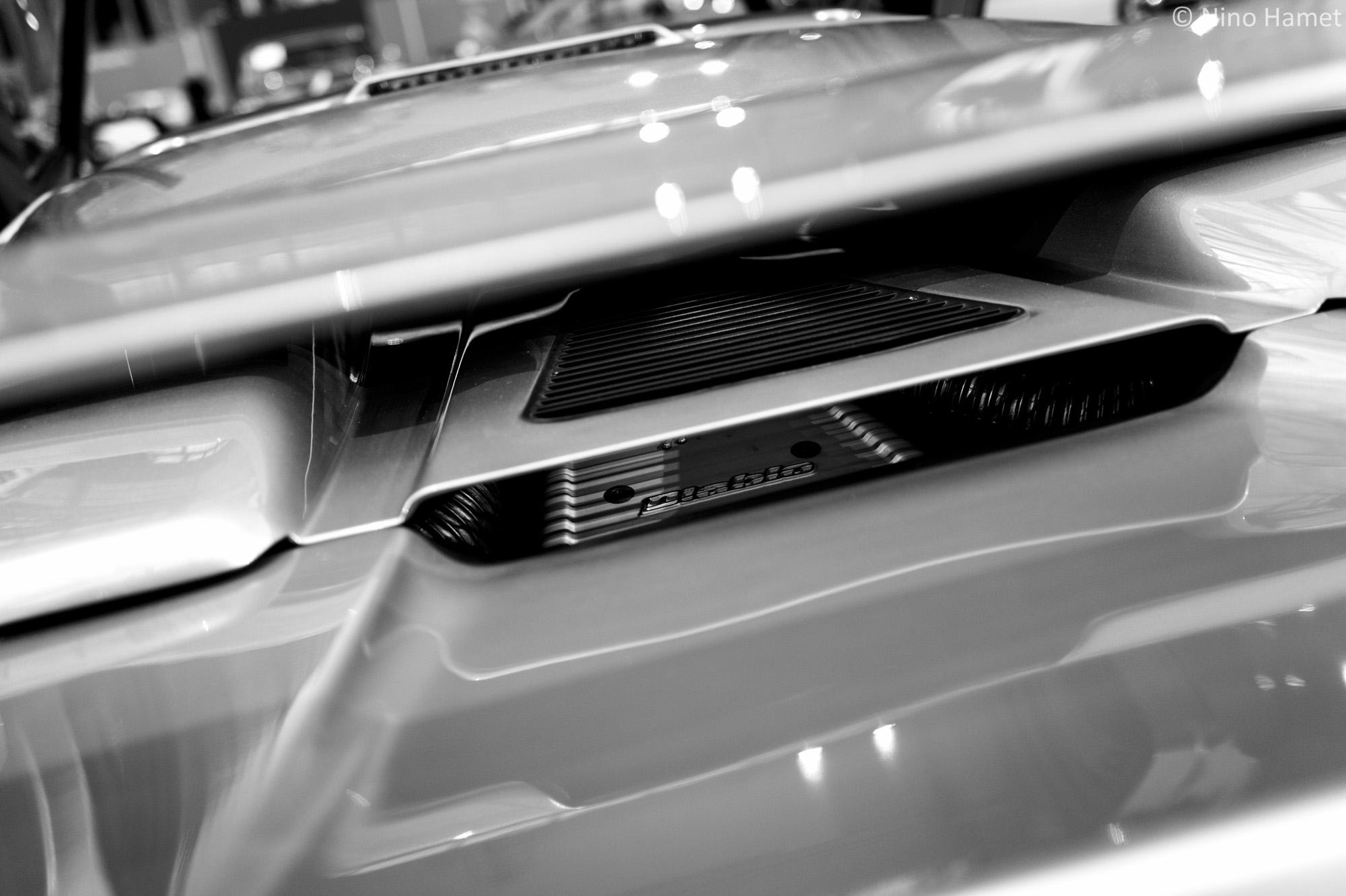 Lamborghini Diablo VT Roadster.