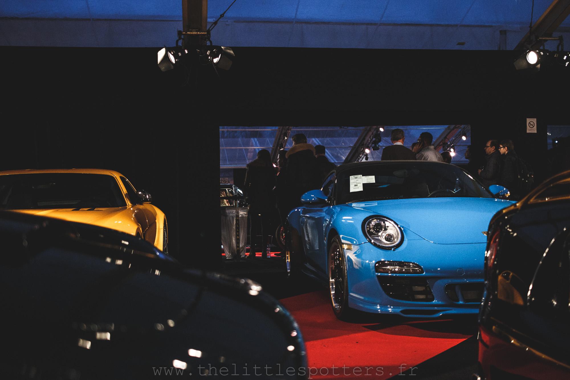 Porsche 997 Speedster, belle auto.