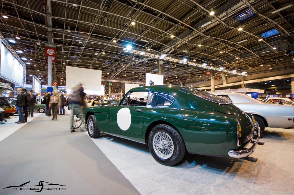 Aston Martin DB2/4 MKIII Coupe