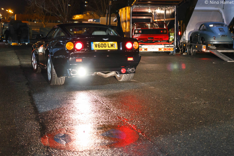 Aston Martin V8 Vantage V600 Le Mans