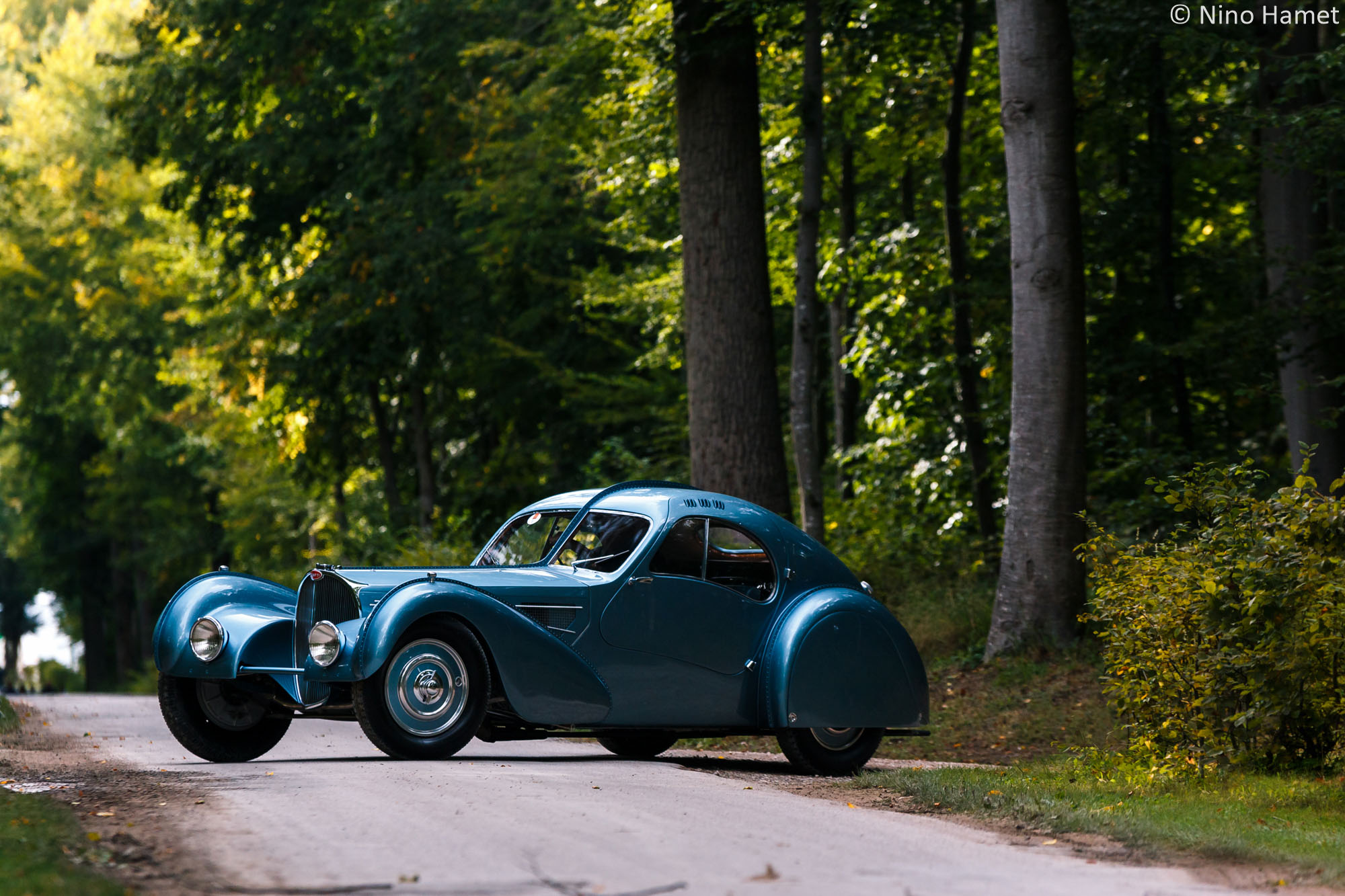 Bugatti Type 57 SC Atlantic #57374 – 1936