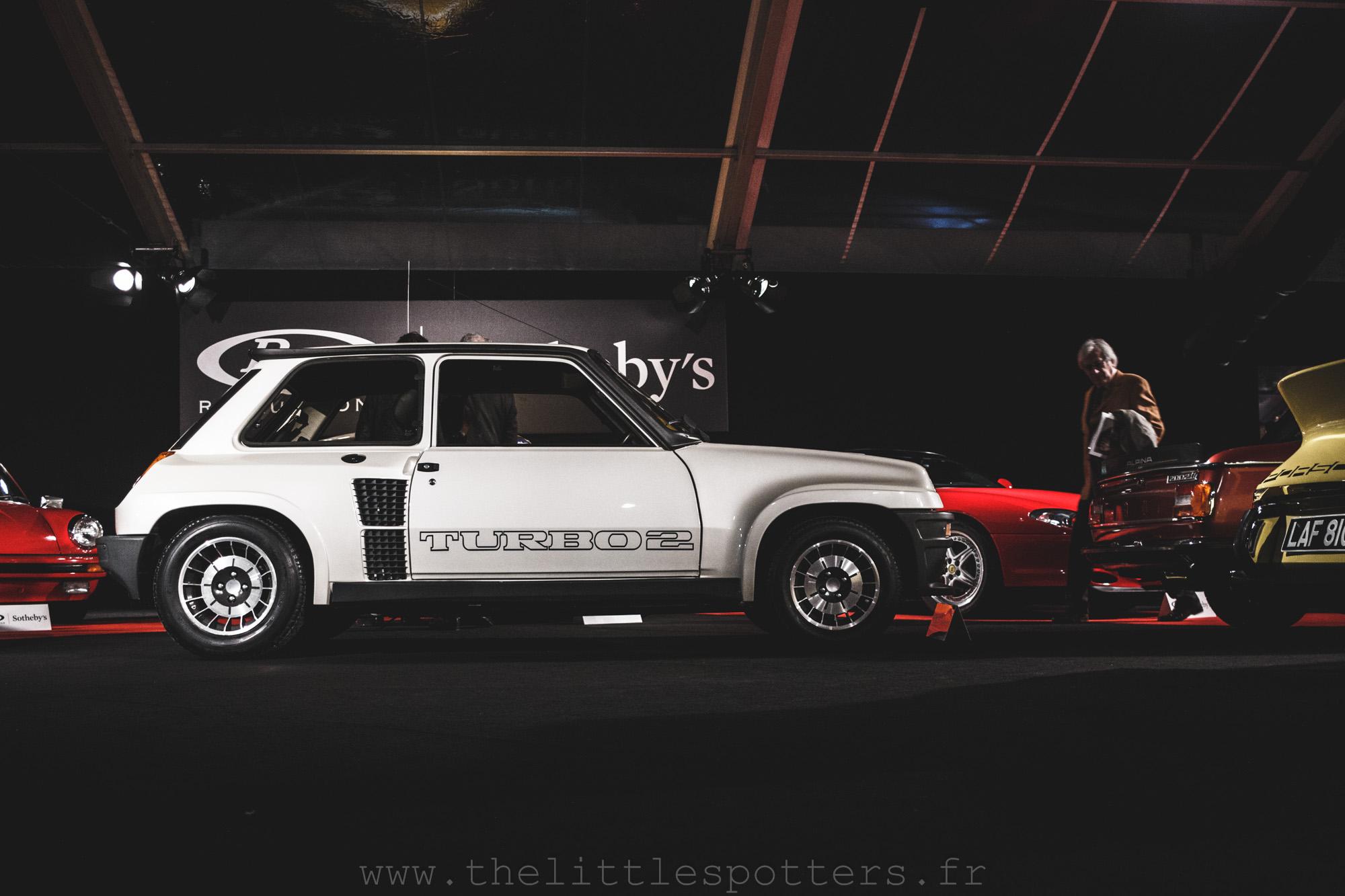 Une autre Renault 5 Turbo !