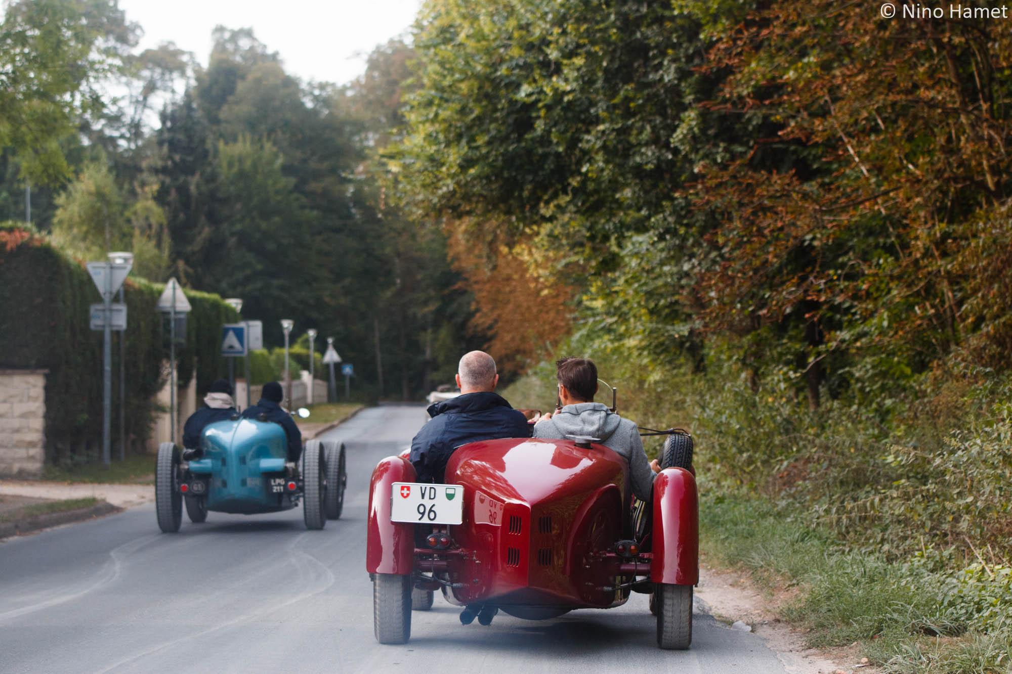 Bugatti Type 35 & Bugatti Type 59