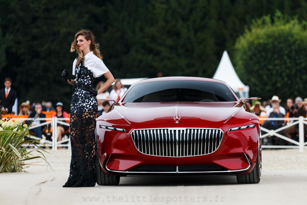 Vision Mercedes-Maybach 6 (prix du public)
