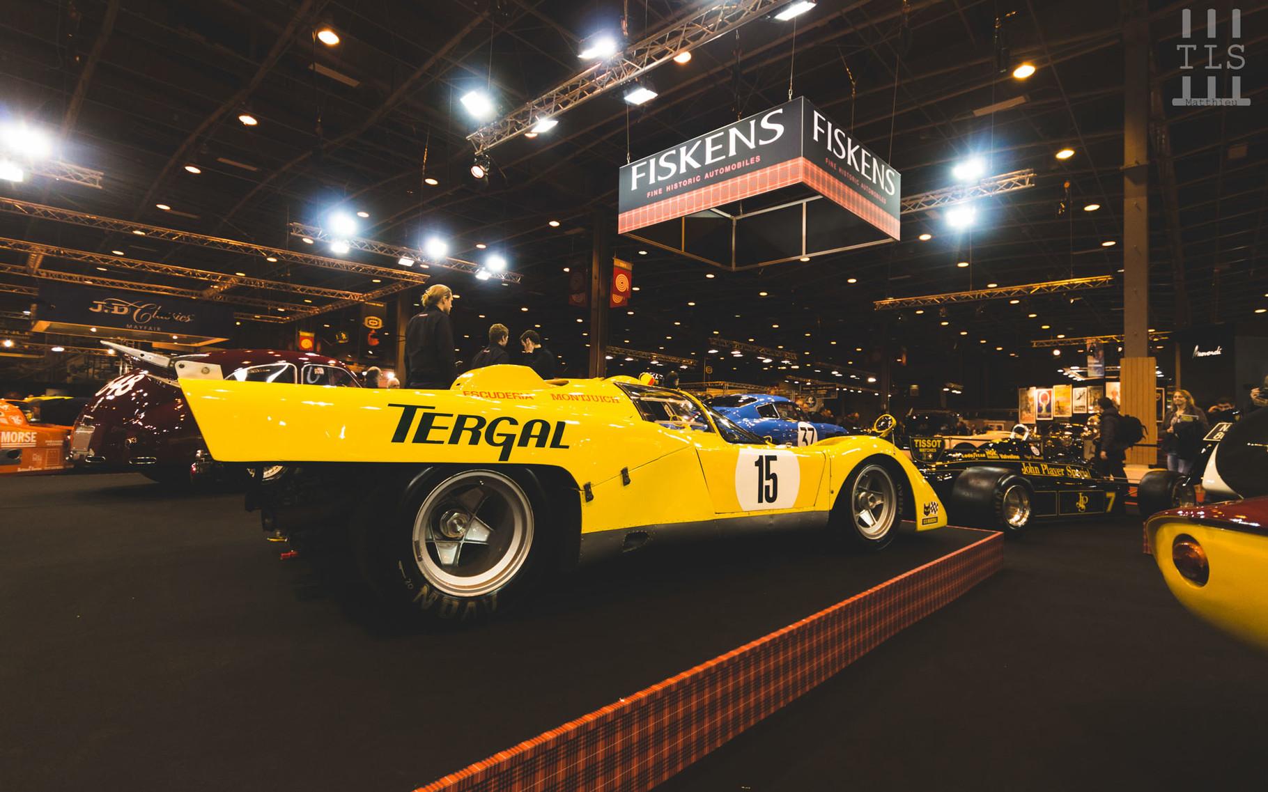 La Ferrari 512M châssis 1002 se trouve en vente chez Fiskens cette année. Quel niveau ici !