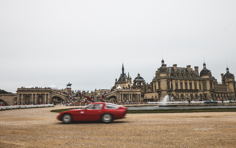 Un grand carrossier italien : Zagato (Spécial Alfa Romeo), premier Prix : Alfa Romeo 1600 TZ 1965 (M. Olivier Cazalières)