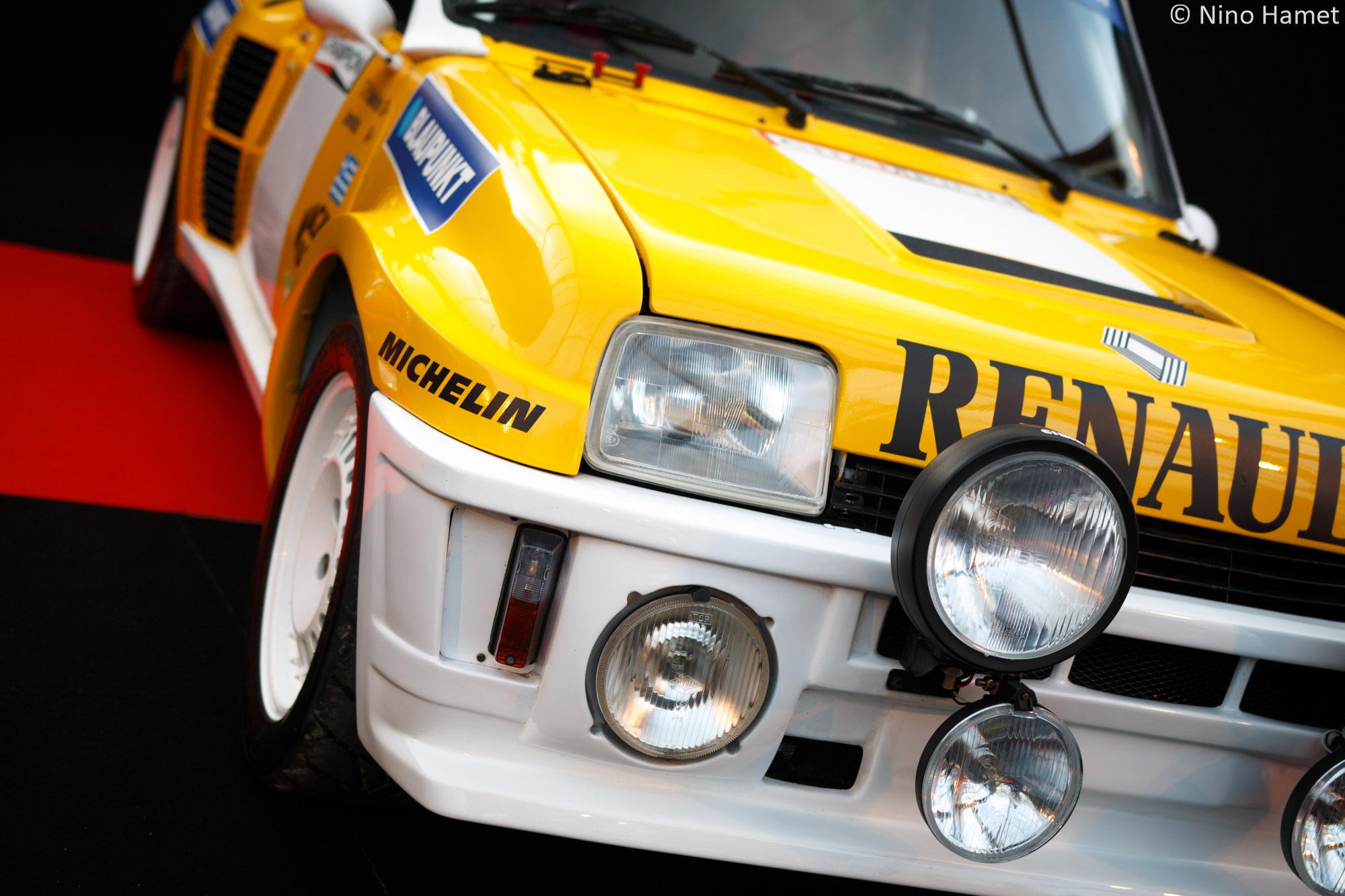 La Renault 5 Turbo est présente en bonne place dans les ventes aux enchères cette année. Une au moins dans chaque vente.