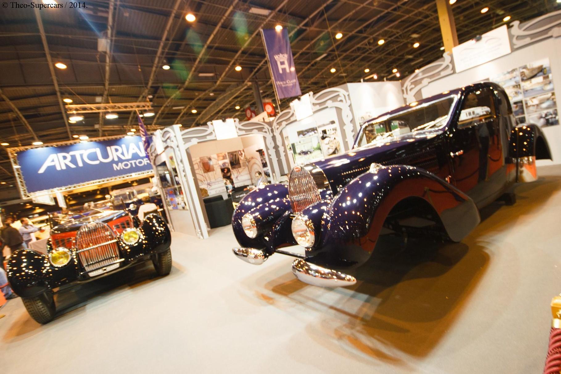 Duo de Bugatti