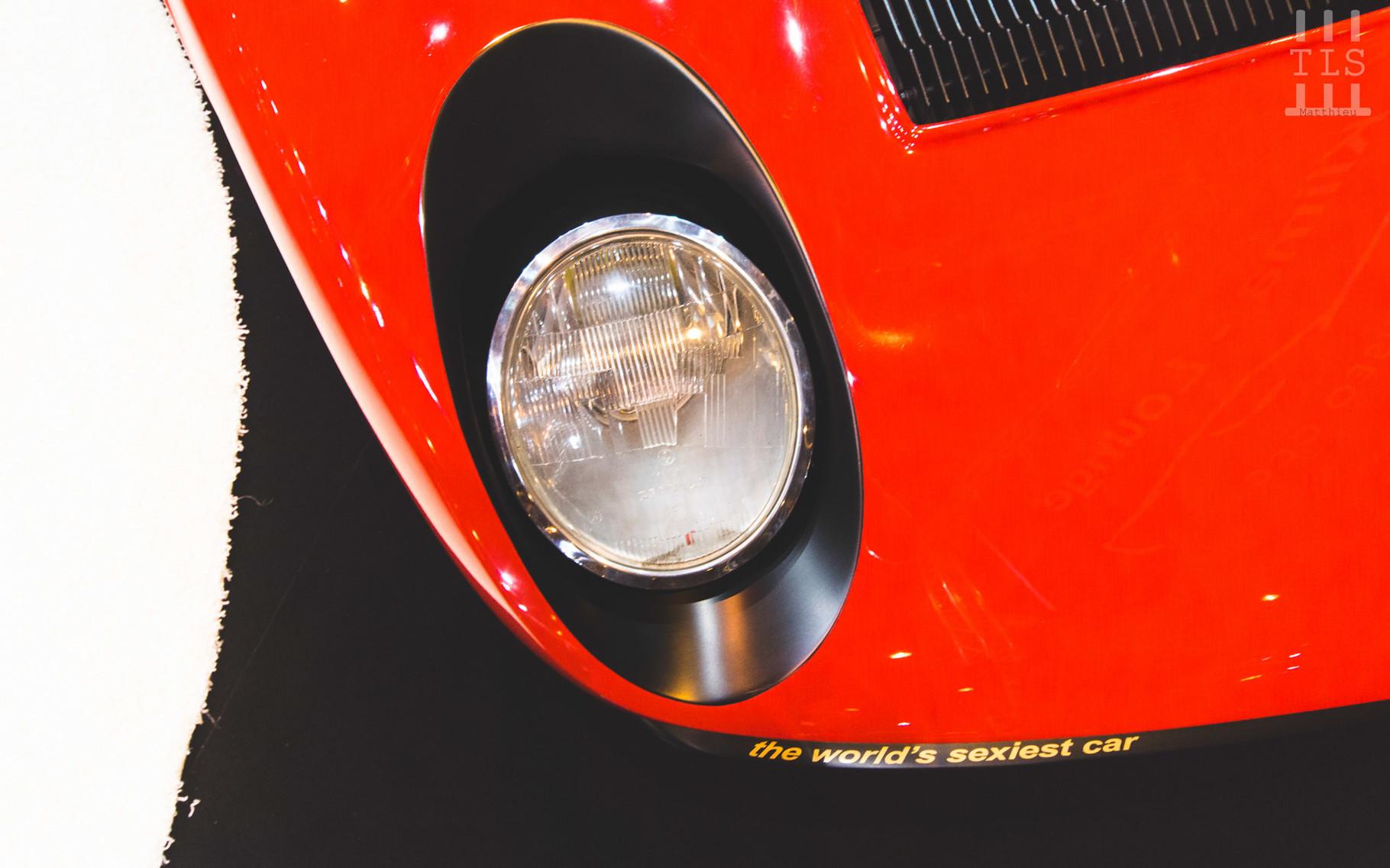 Lamborghini Miura SV, une rareté !