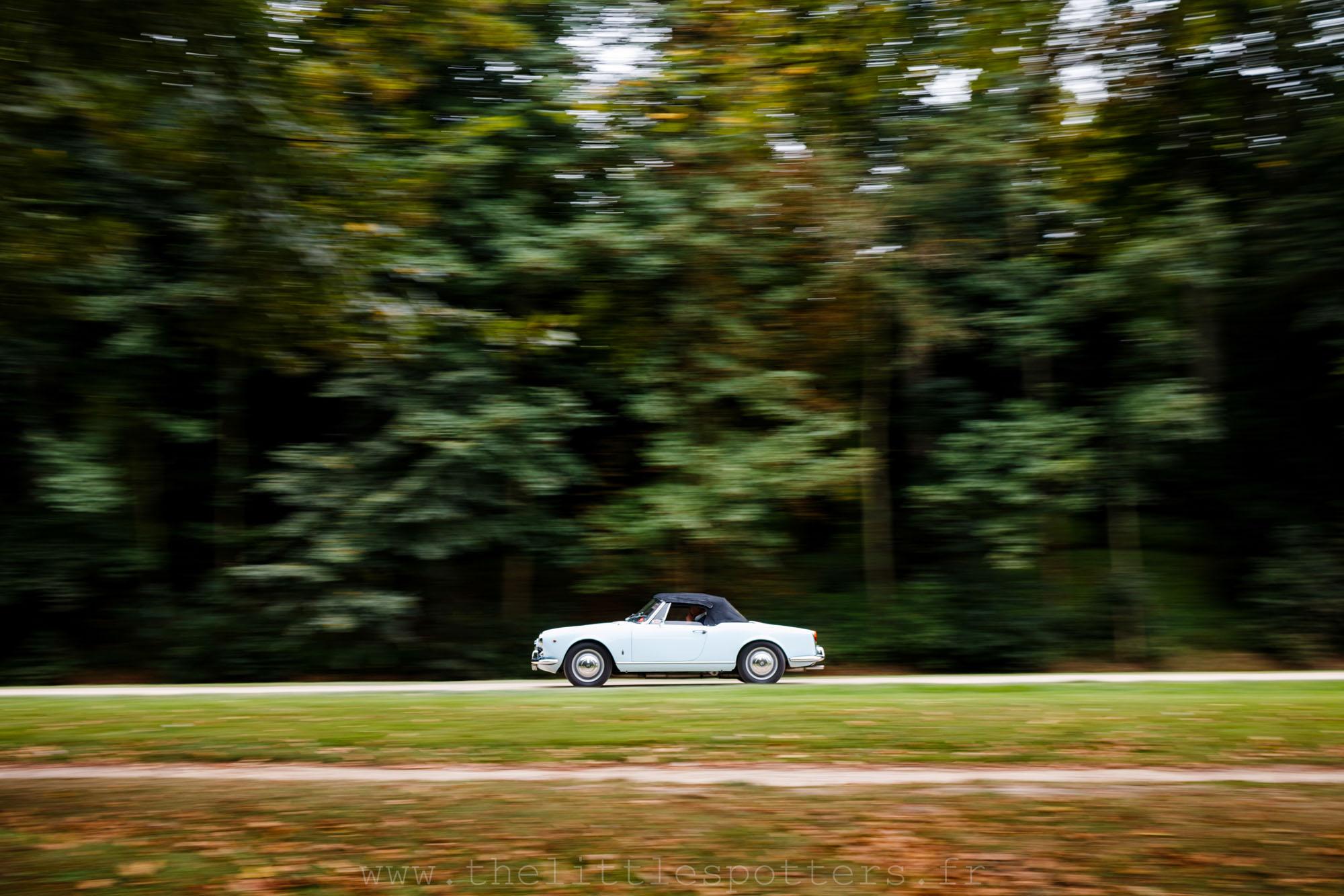 Alfa Romeo Giulietta Spyder