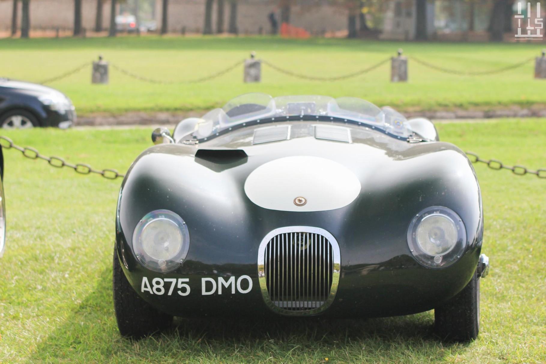 Jaguar Type C (replica)