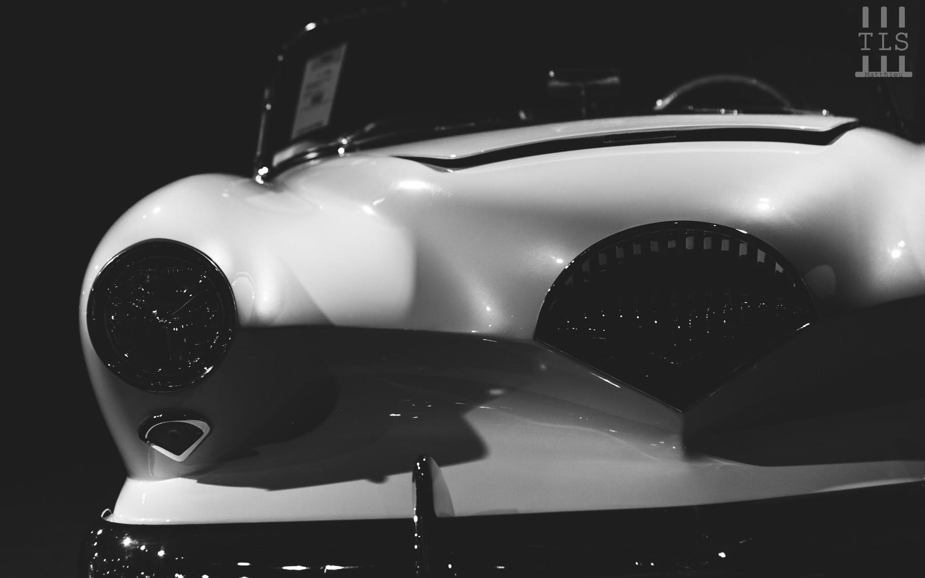 Kaiser-Darrin Roadster, vendue à 67 200 euros.
