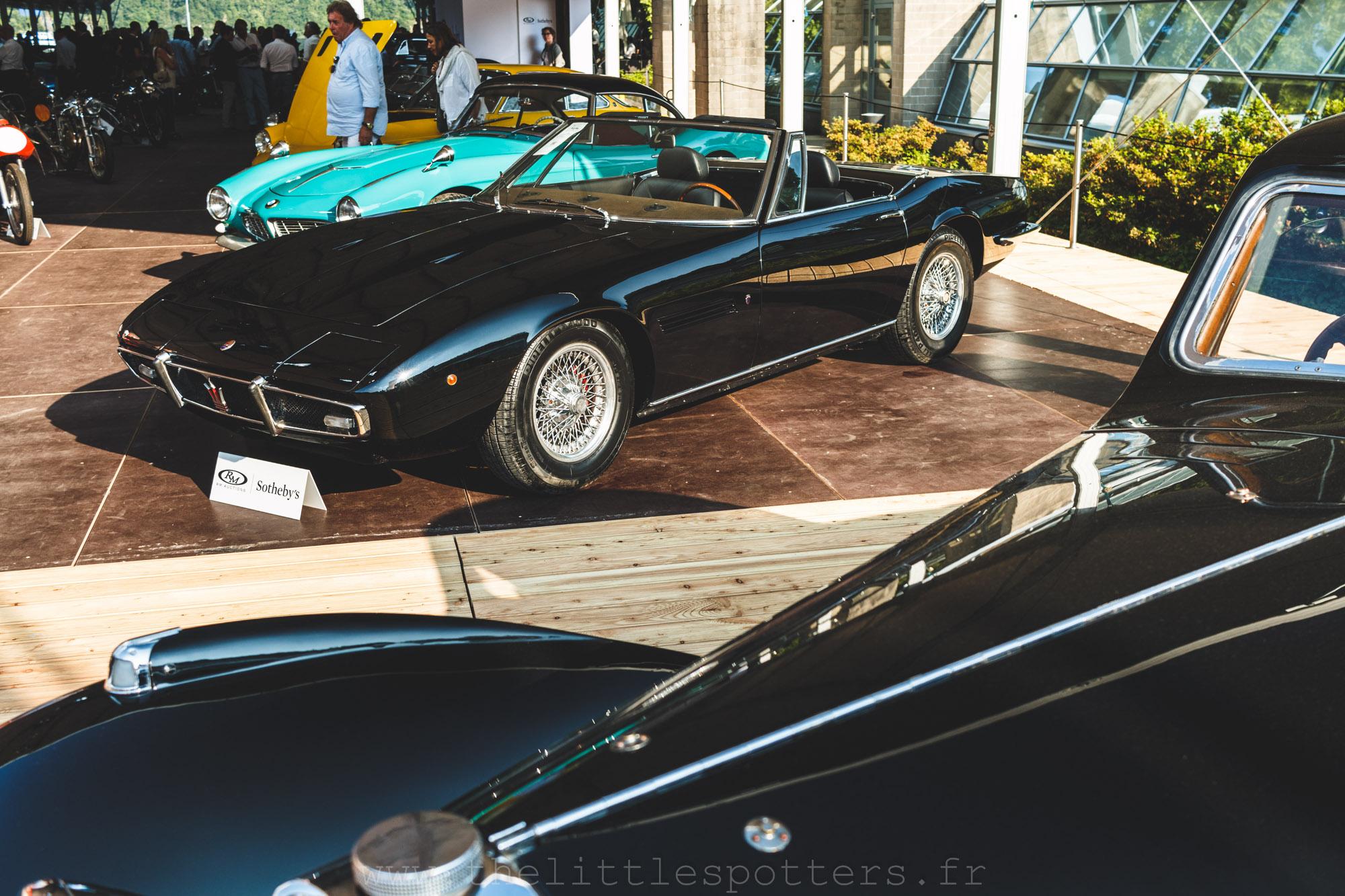 Maserati Ghibli Spyder