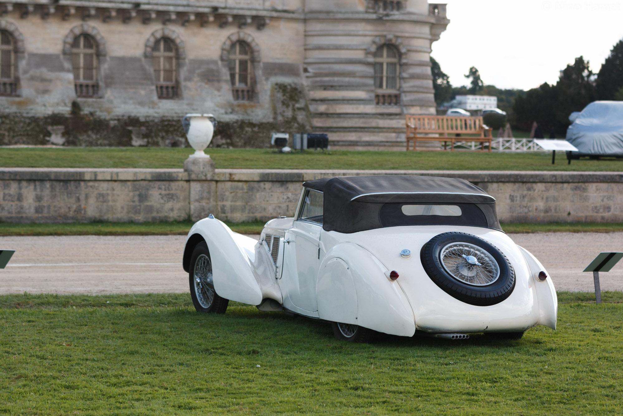 Bugatti Type 57 S Cabriolet Van Vooren #57571 – 1938