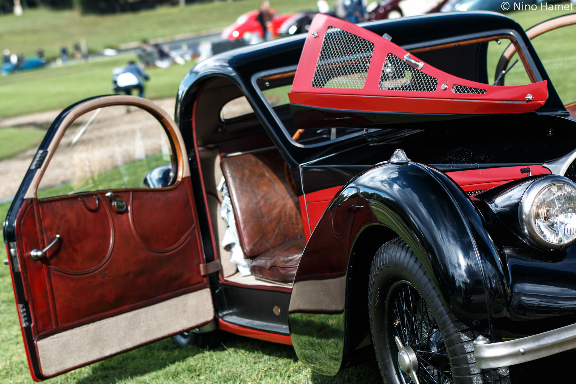 Bugatti Type 57 SC Atalante #57542 – 1937