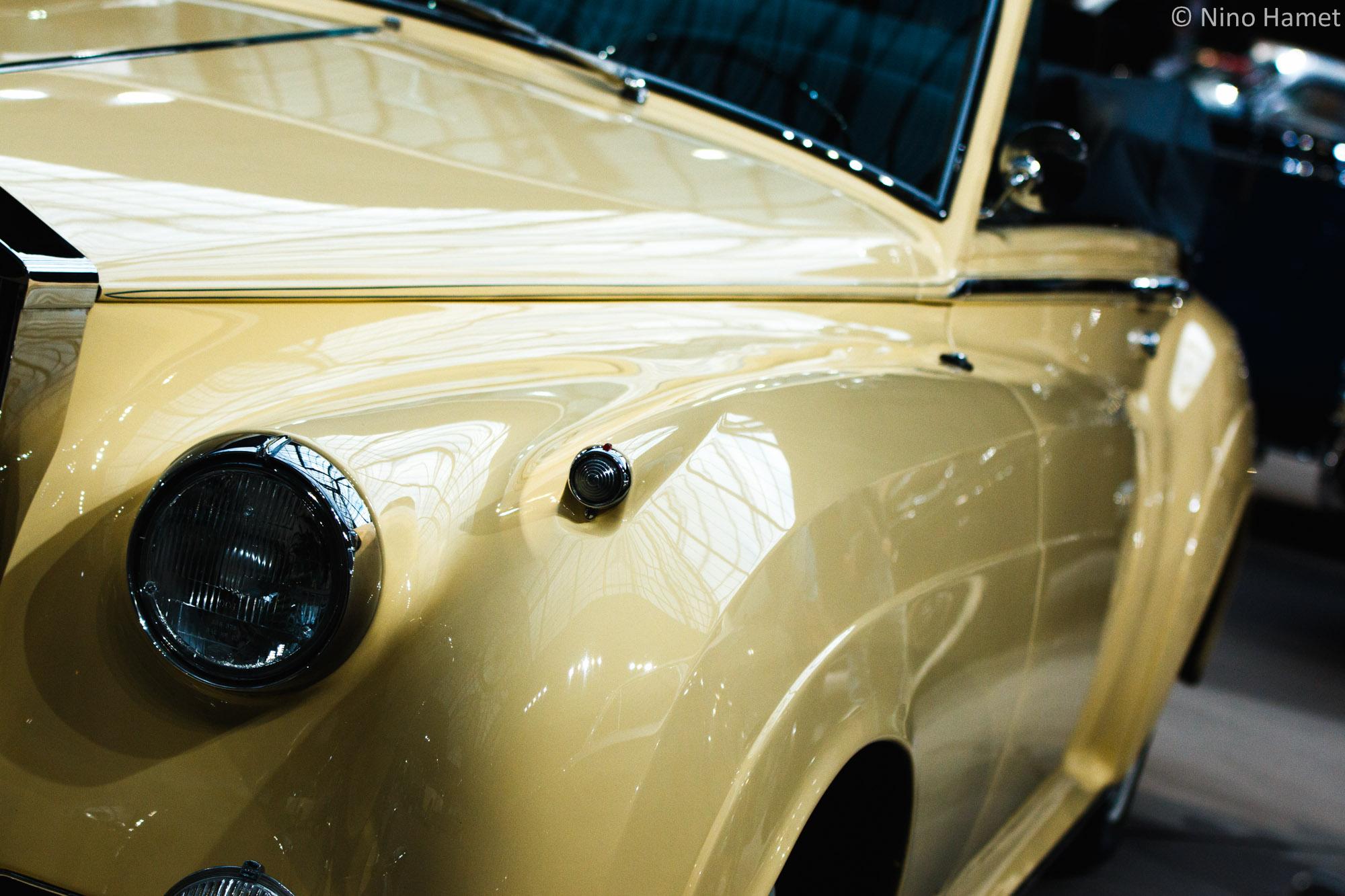 Rolls-Royce Silver Cloud Cabriolet II de 1962, un véritable coup de coeur.