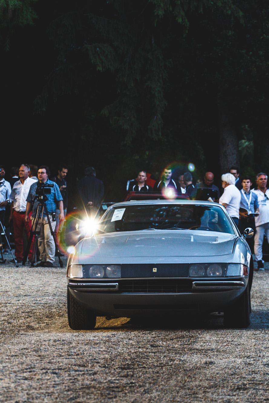 Ferrari 365 GTB/4 Daytona, vendue pour 728 000 euros.