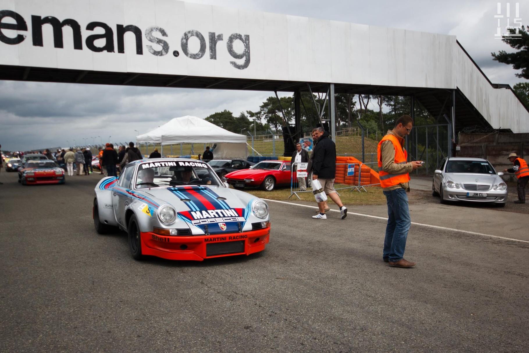 """Porsche 911 RSR """"Martini"""" - 1973"""