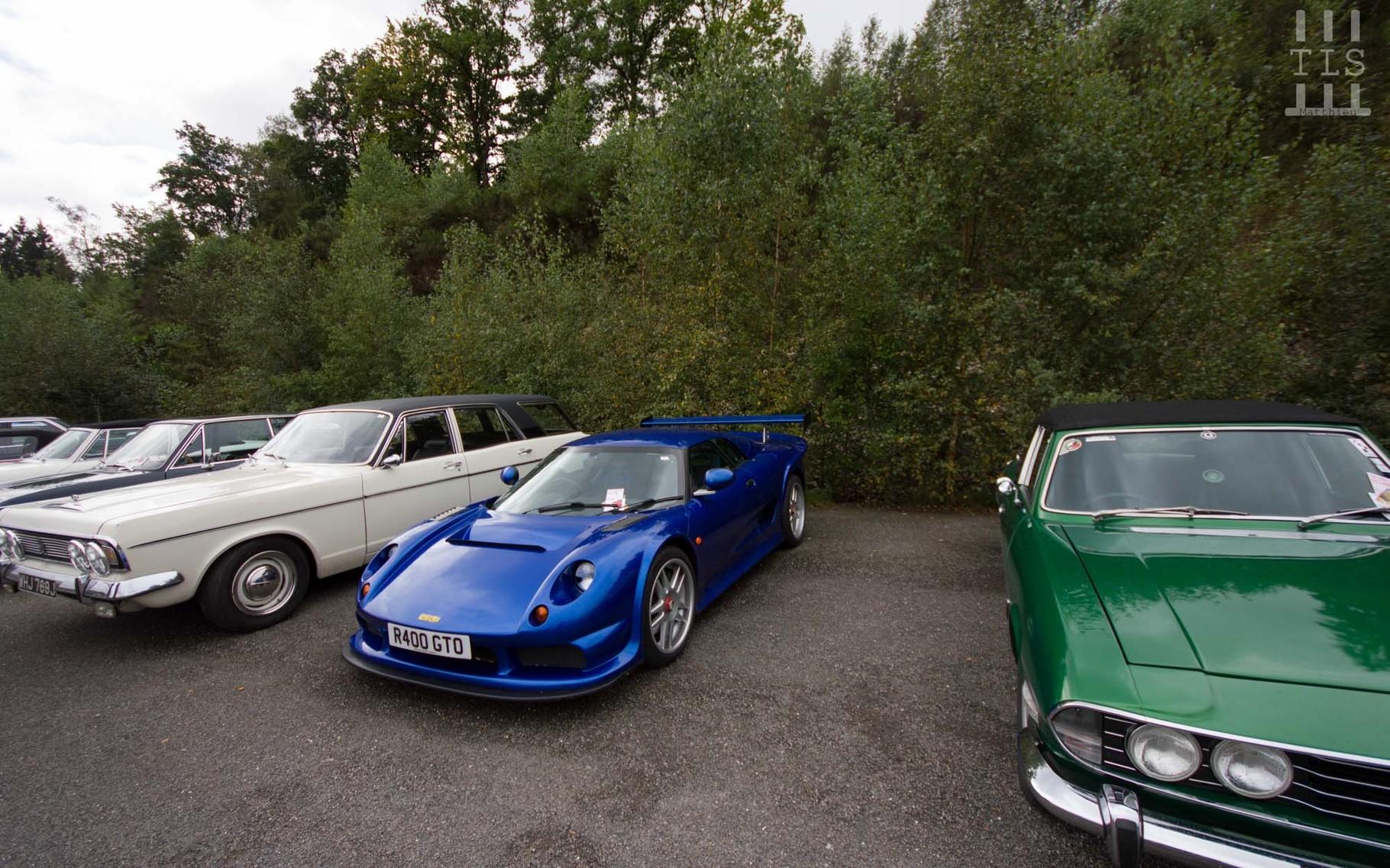 Noble M400 GTO