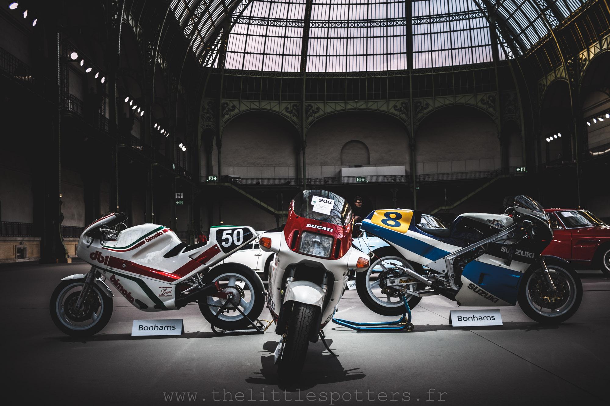 Toujours de belles motos dans le catalogue !