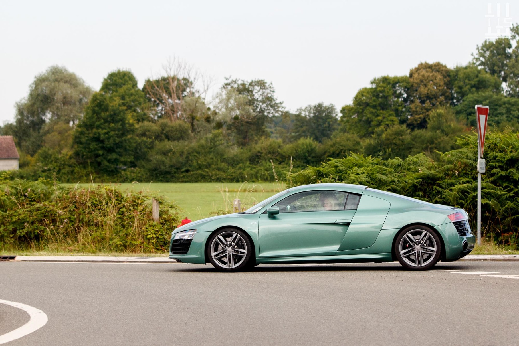 Audi R8 V10 Facelift.