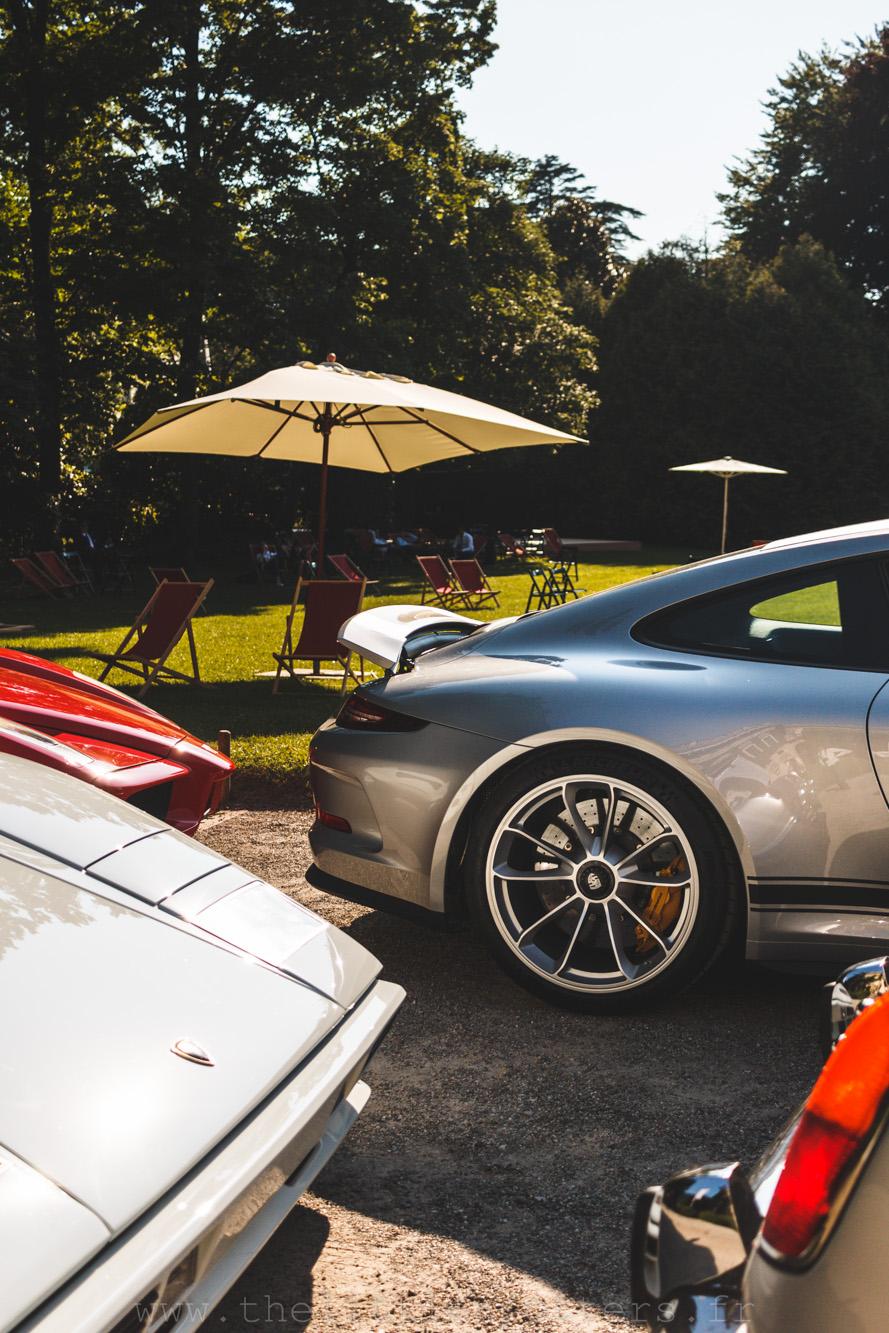 Porsche 911R , vendue pour 358 400 euros.