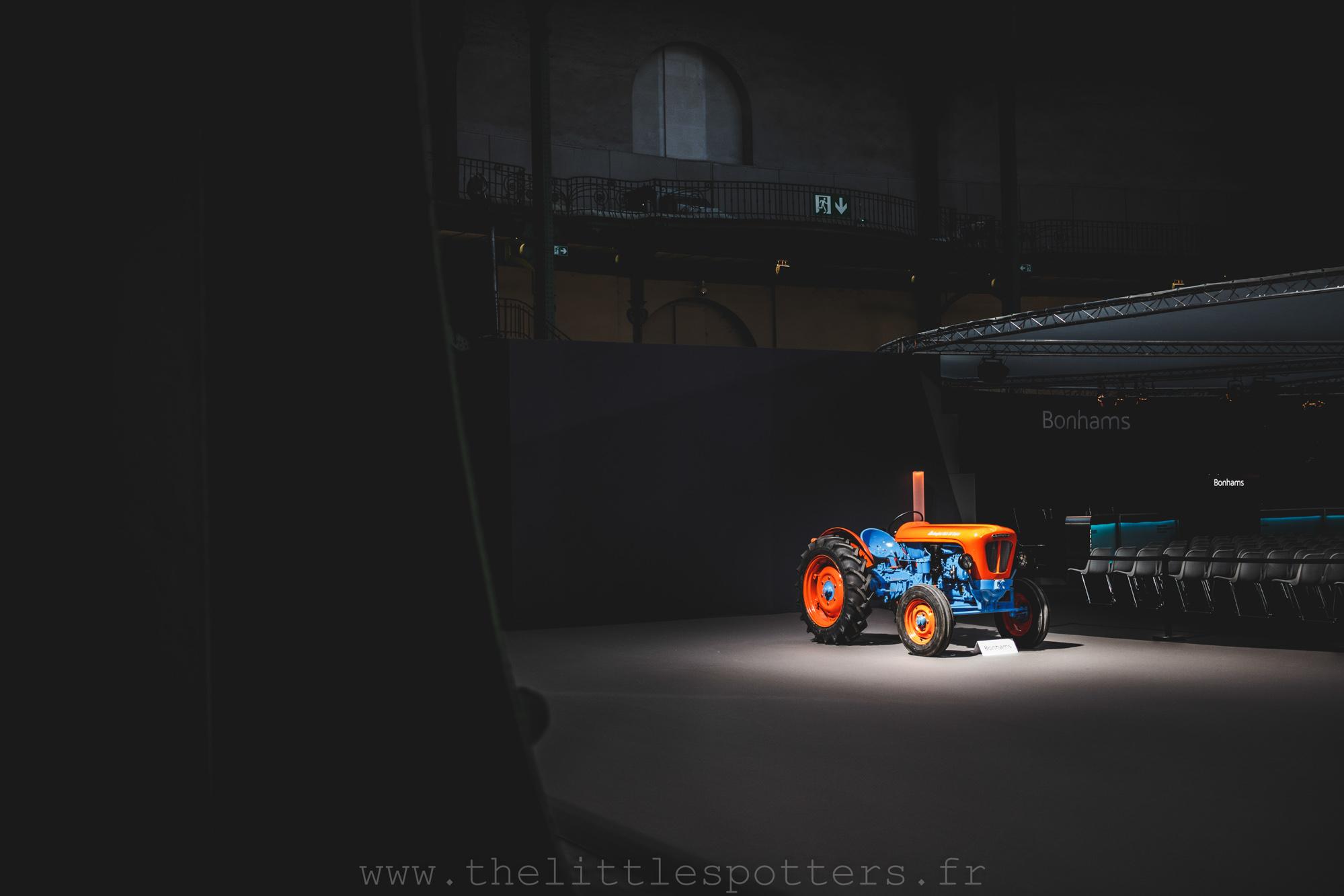 Une autre création de Lamborghini...