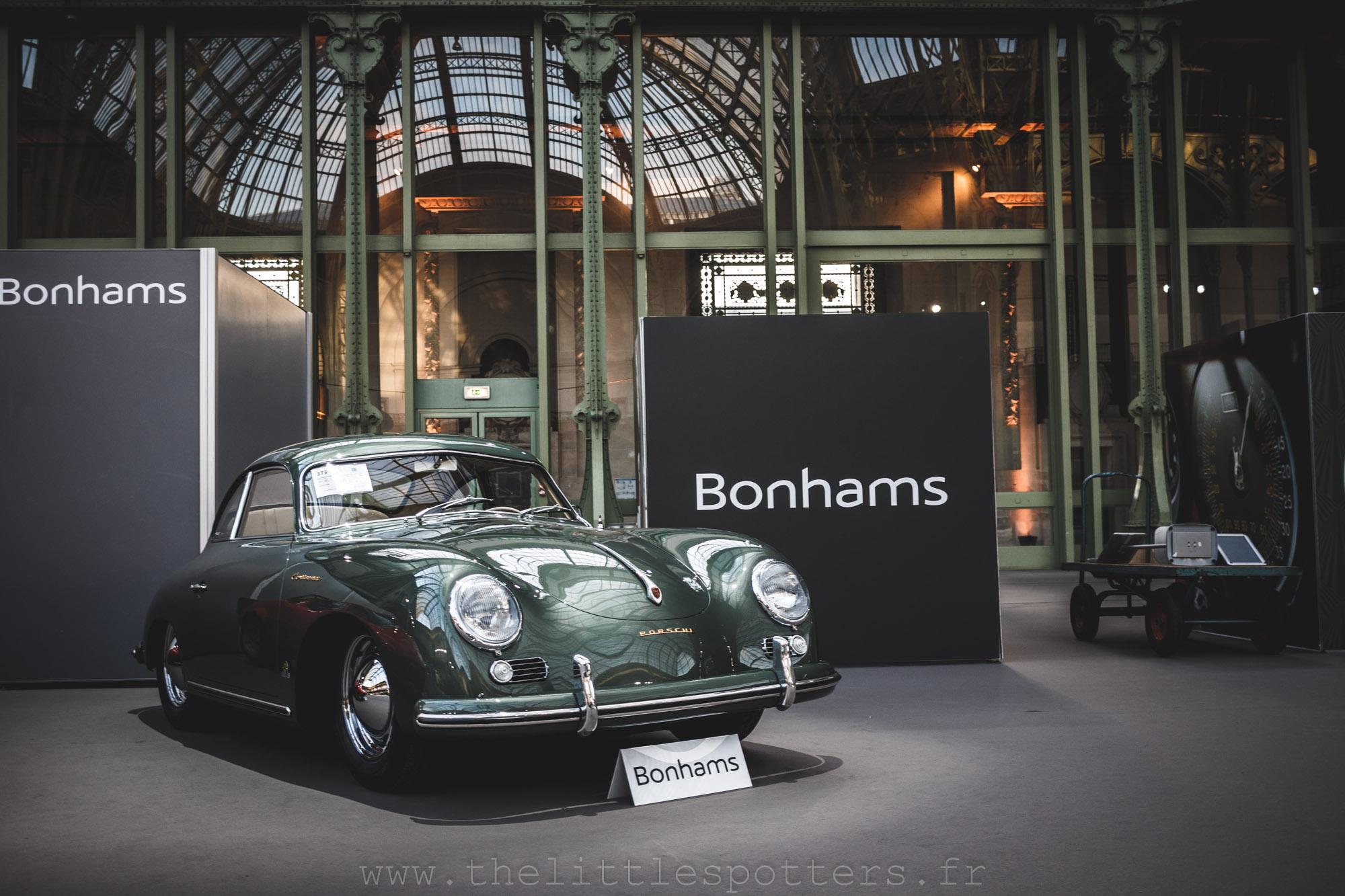 ... et une belle Porsche 356.